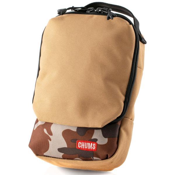 トラベルポーチ CHUMS チャムス SLC Dopp Pack ドップパック|2m50cm|11