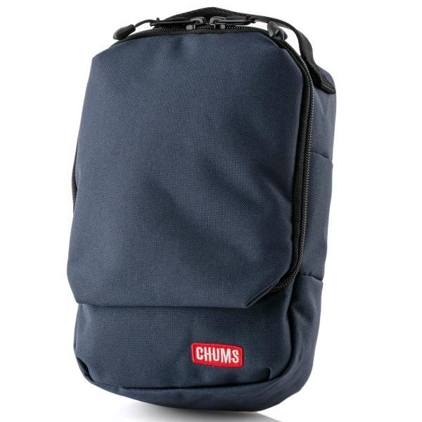 トラベルポーチ CHUMS チャムス SLC Dopp Pack ドップパック|2m50cm|13