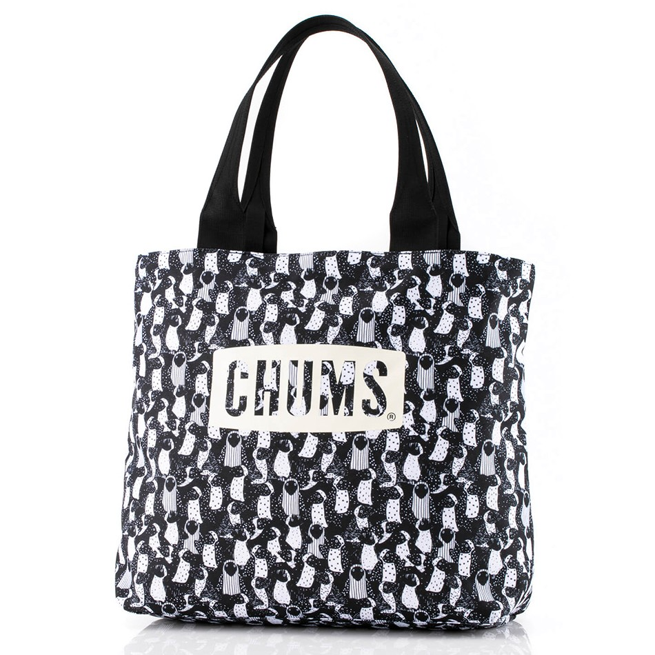 Eco Chums Logo Tote Bag エコ チャムス ロゴ トートバッグ