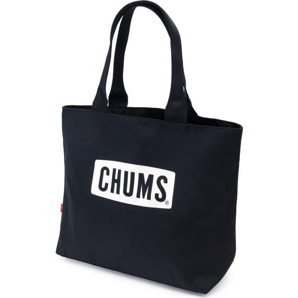 トートバッグ チャムス ロゴ トート Eco CHUMS Logo Tote Bag|2m50cm|09