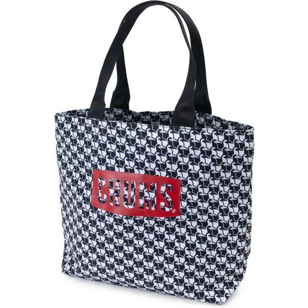 トートバッグ チャムス ロゴ トート Eco CHUMS Logo Tote Bag|2m50cm|11
