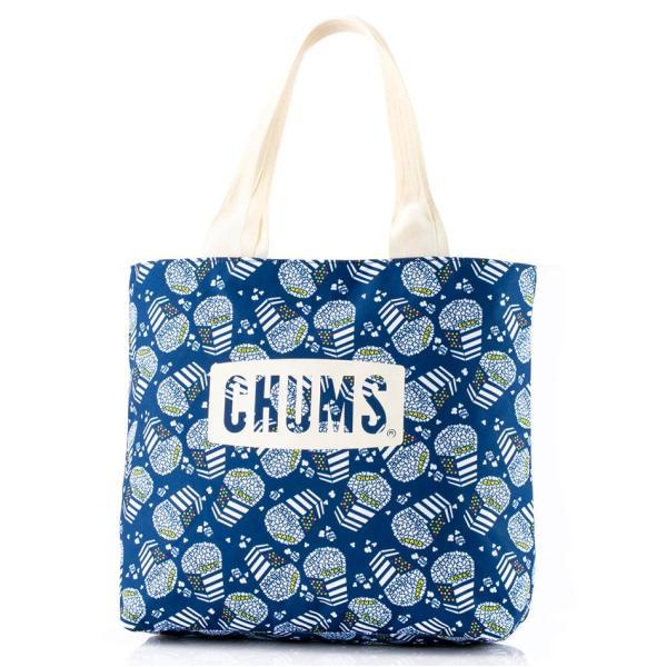 CHUMS チャムス トートバッグ チャムスロゴ トート Eco Logo Tote Bag|2m50cm|18