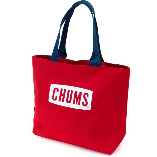トートバッグ チャムス ロゴ トート Eco CHUMS Logo Tote Bag|2m50cm|10