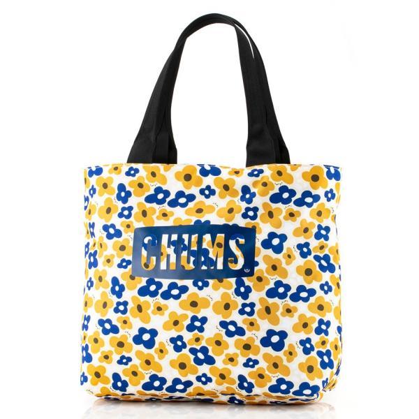 CHUMS チャムス トートバッグ チャムスロゴ トート Eco Logo Tote Bag|2m50cm|19
