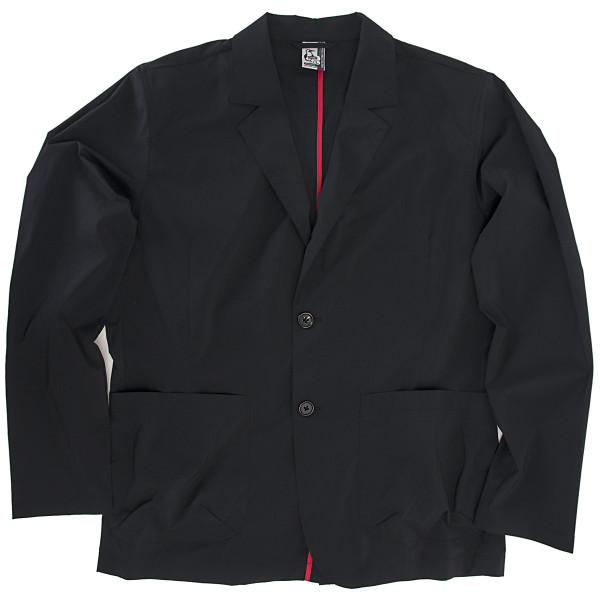 ジャケット CHUMS チャムス Nylon Tailored Jacket ナイロン テーラードジャケット 2m50cm 11