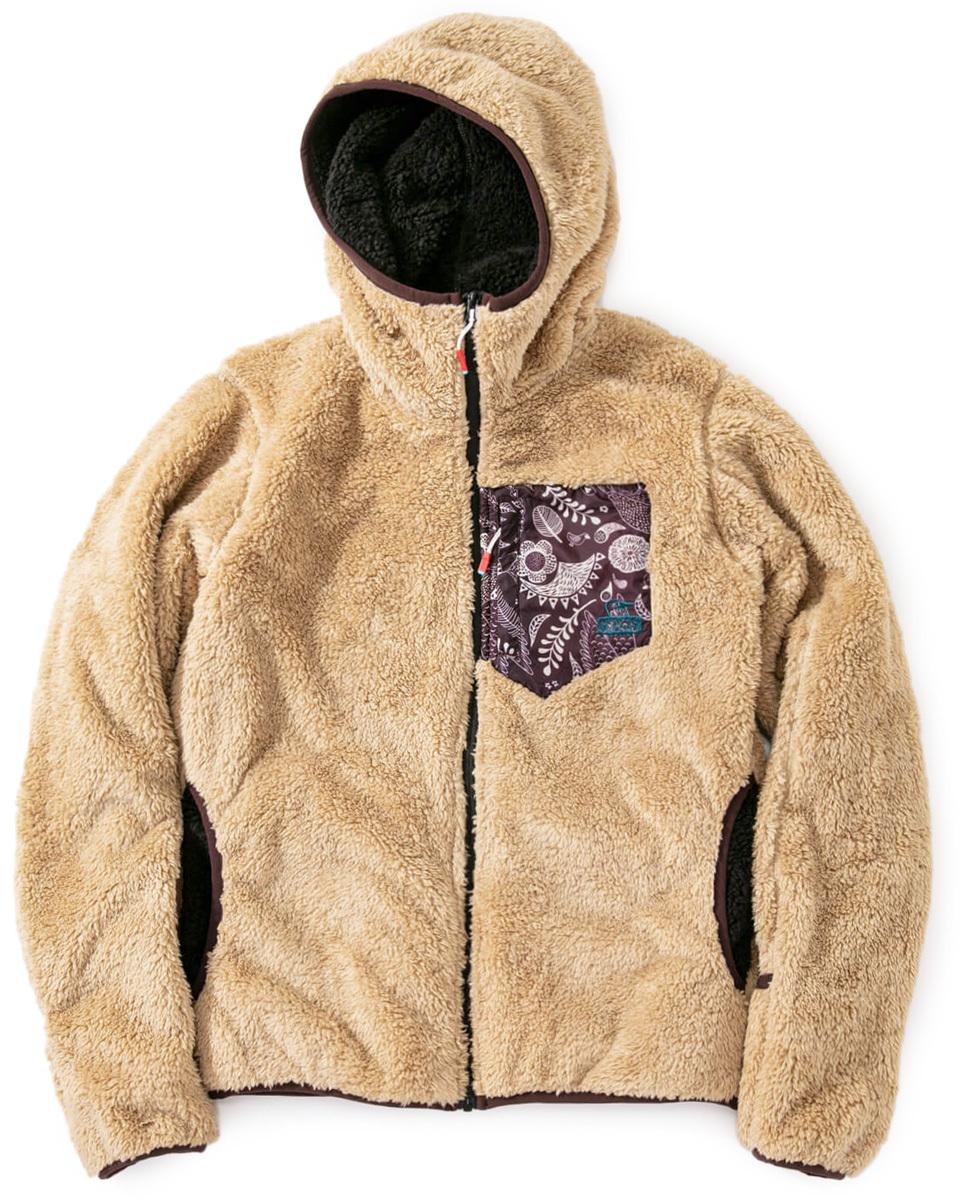 CHUMS Bonding Fleece Zip Parka チャムス ボンディング フリース ジップパーカー