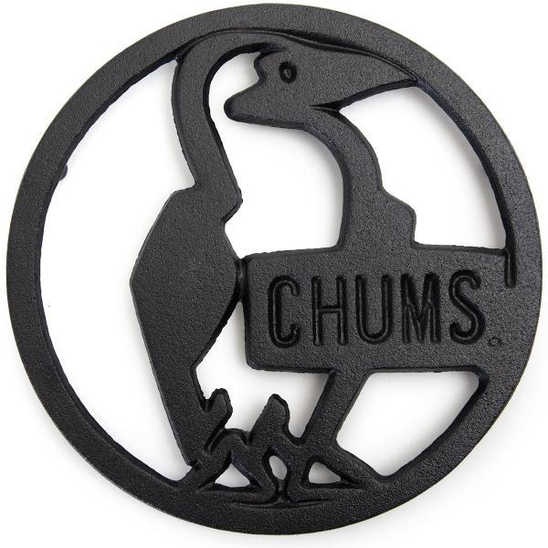 CHUMS チャムス 鍋敷き Booby Iron Pot Mat ブービー アイアン ポット マット|2m50cm|07