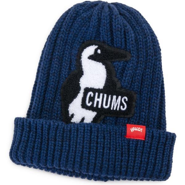 ニット帽 CHUMS チャムス Booby Knit Watch ブービー ニット ワッチ|2m50cm|19