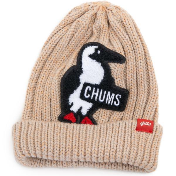 ニット帽 CHUMS チャムス Booby Knit Watch ブービー ニット ワッチ|2m50cm|17