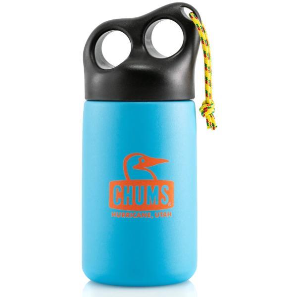 CHUMS チャムス 保温 タンブラー Camper Stainless Bottle キャンパー ステンレス ボトル 320ml|2m50cm|18