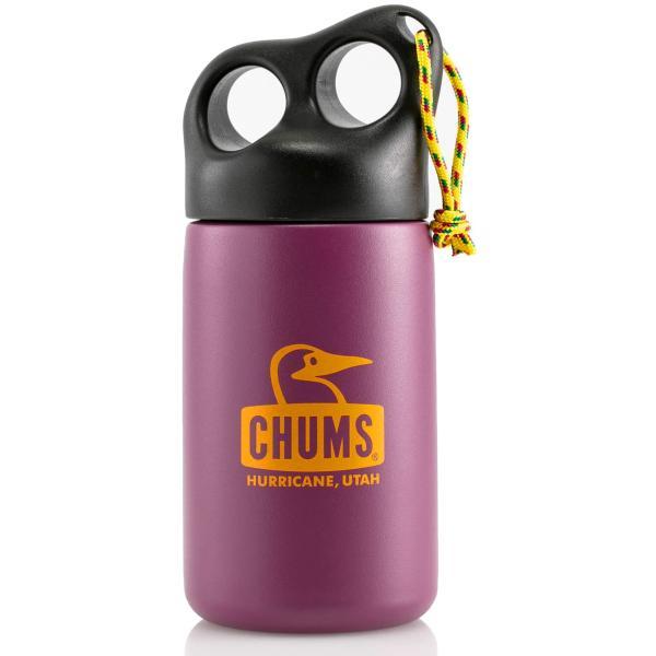 CHUMS チャムス 保温 タンブラー Camper Stainless Bottle キャンパー ステンレス ボトル 320ml|2m50cm|19
