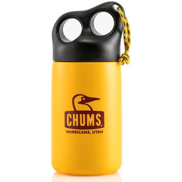 CHUMS チャムス 保温 タンブラー Camper Stainless Bottle キャンパー ステンレス ボトル 320ml|2m50cm|21