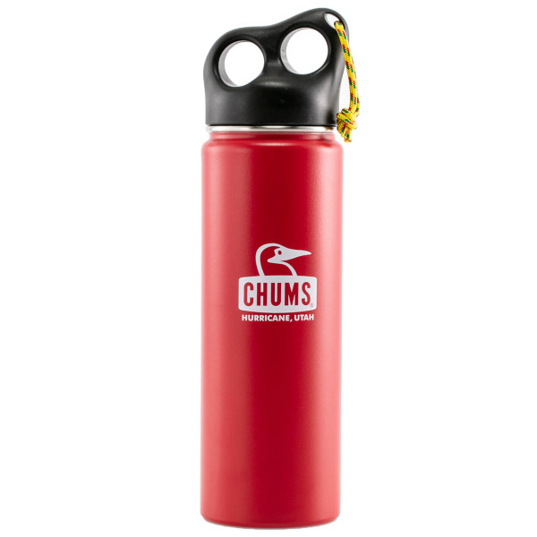 保温 タンブラー チャムス CHUMS キャンパー ステンレス ボトル 650ml|2m50cm|13