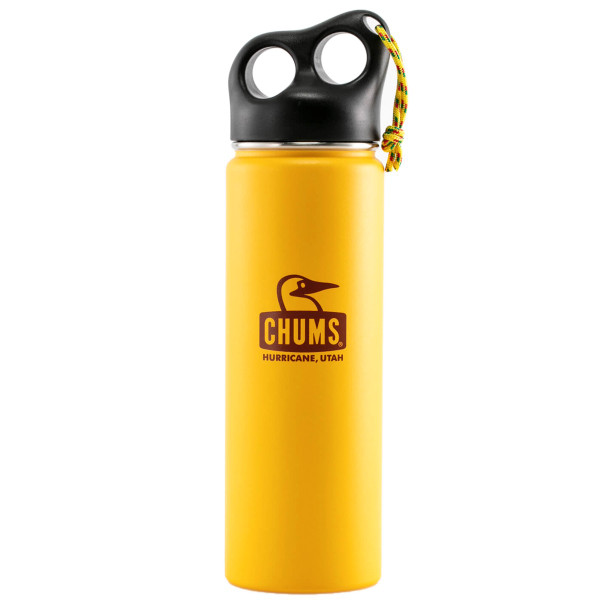 保温 タンブラー チャムス CHUMS キャンパー ステンレス ボトル 650ml|2m50cm|14