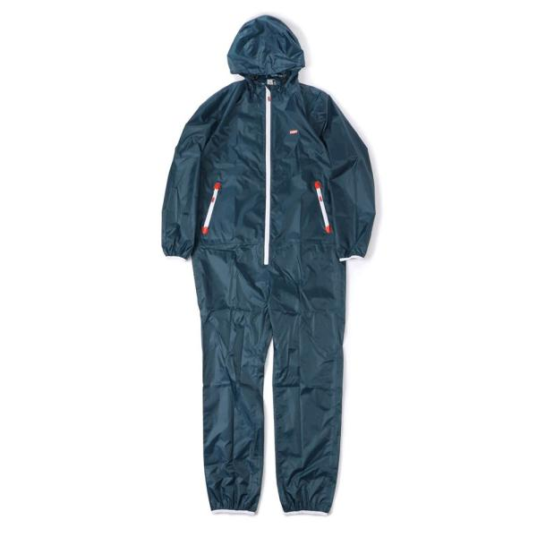 CHUMS チャムス ブービーロゴ レインスーツ Booby Logo Rain Suit|2m50cm|10