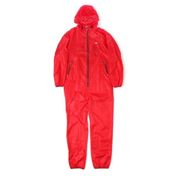 CHUMS チャムス ブービーロゴ レインスーツ Booby Logo Rain Suit|2m50cm|11