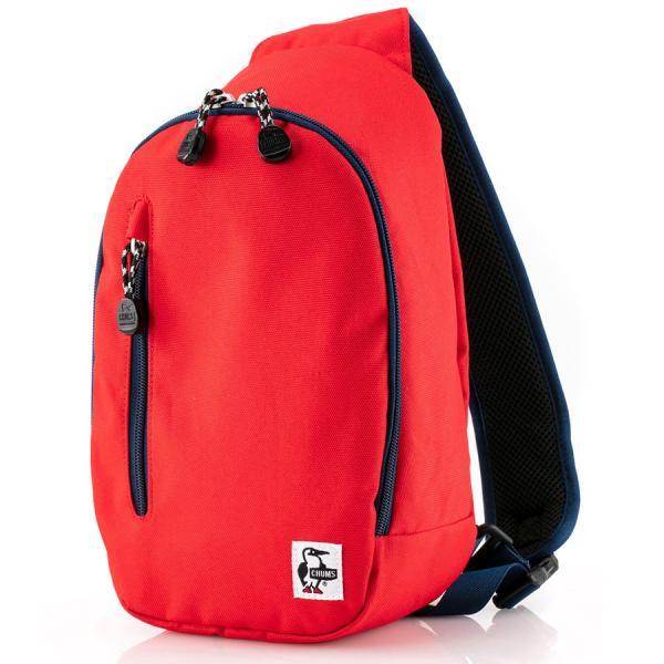 ショルダーバッグ CHUMS チャムス Eco One Shoulder Pack エコ ワンショルダー パック|2m50cm|18