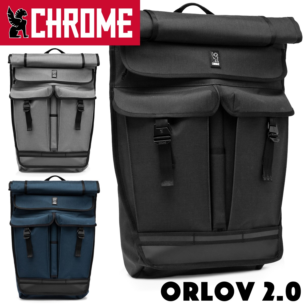 CHROME ORLOV 2.0