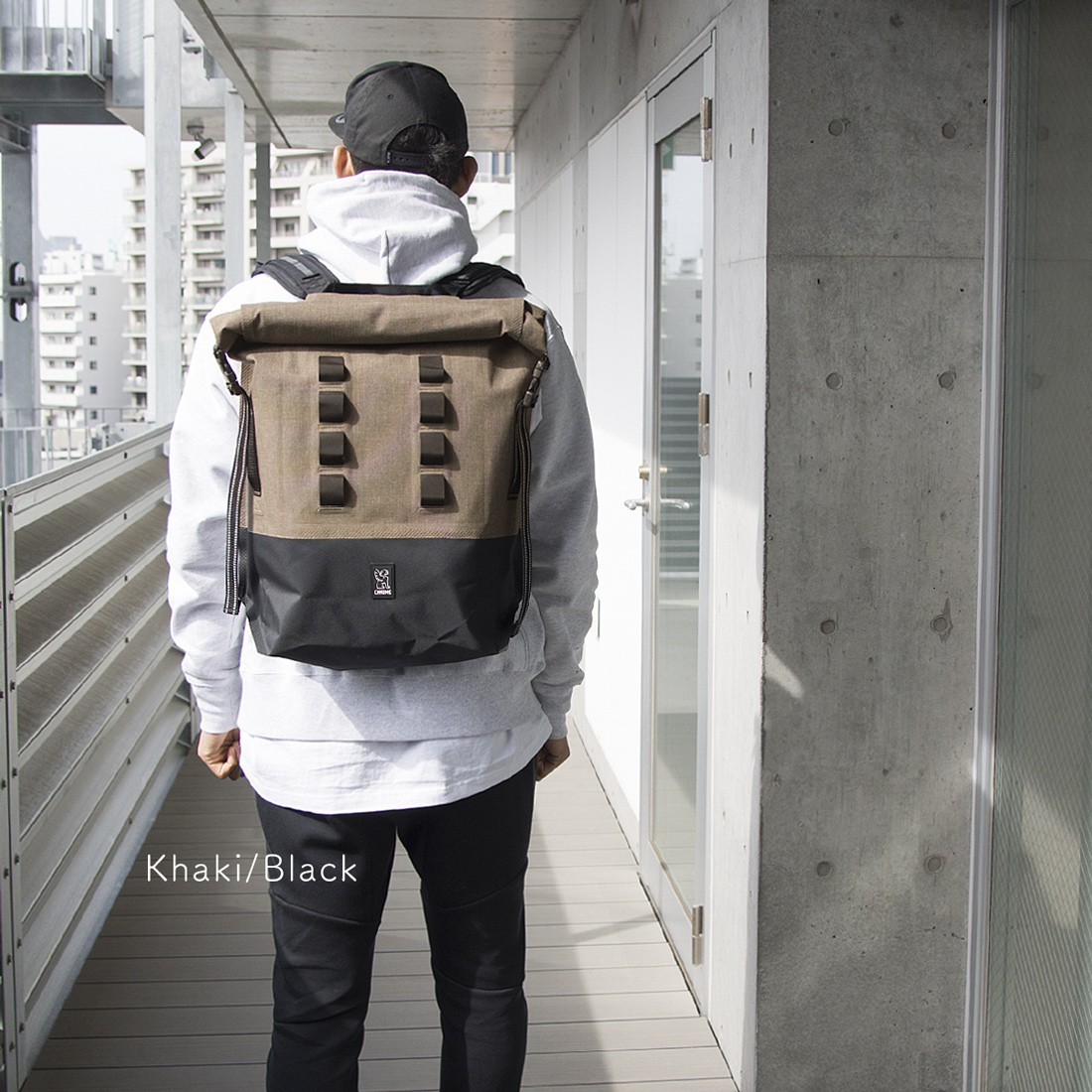 CHROME URBAN EX ROLLTOP 28