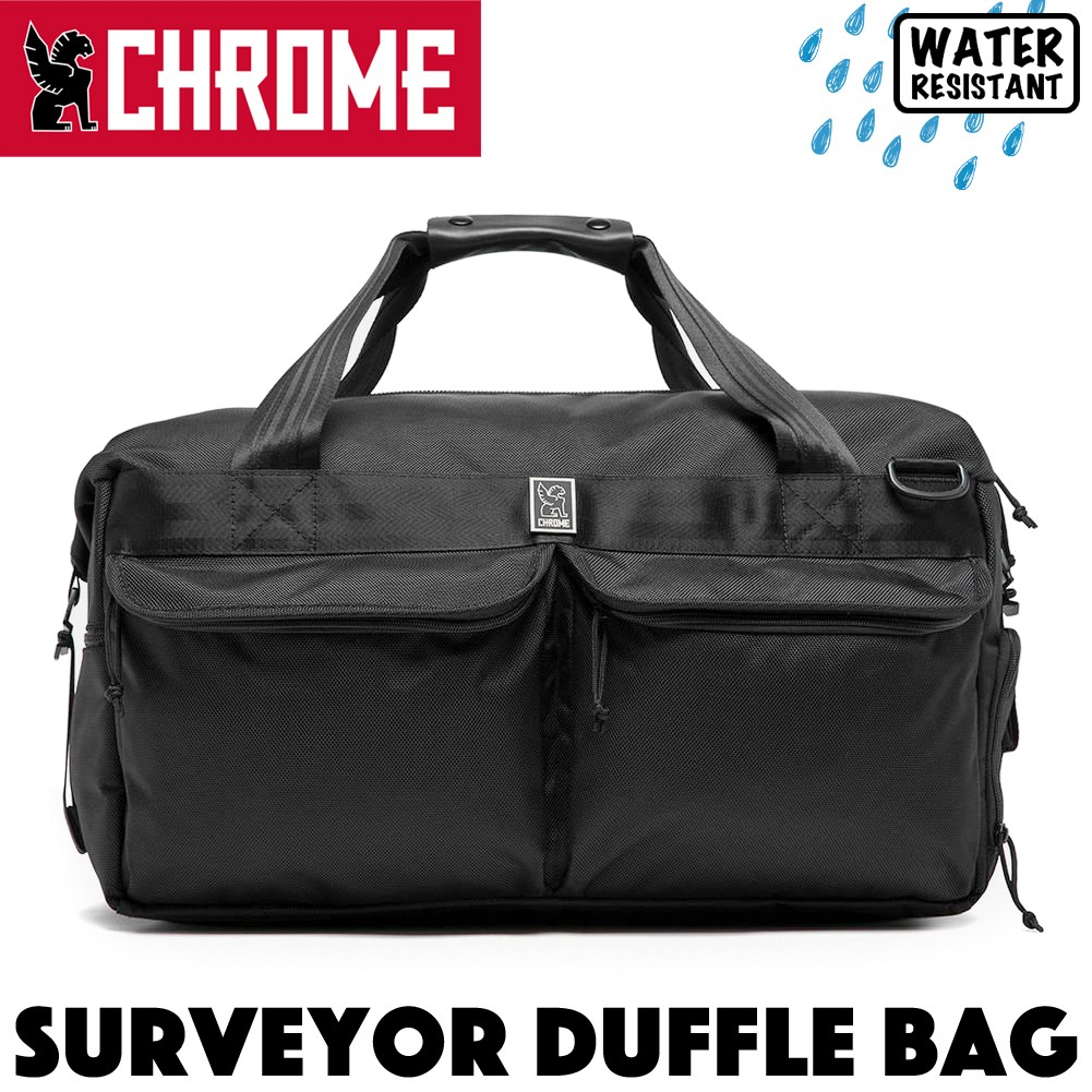 CHROME SURVEYOR DUFFLE BAG