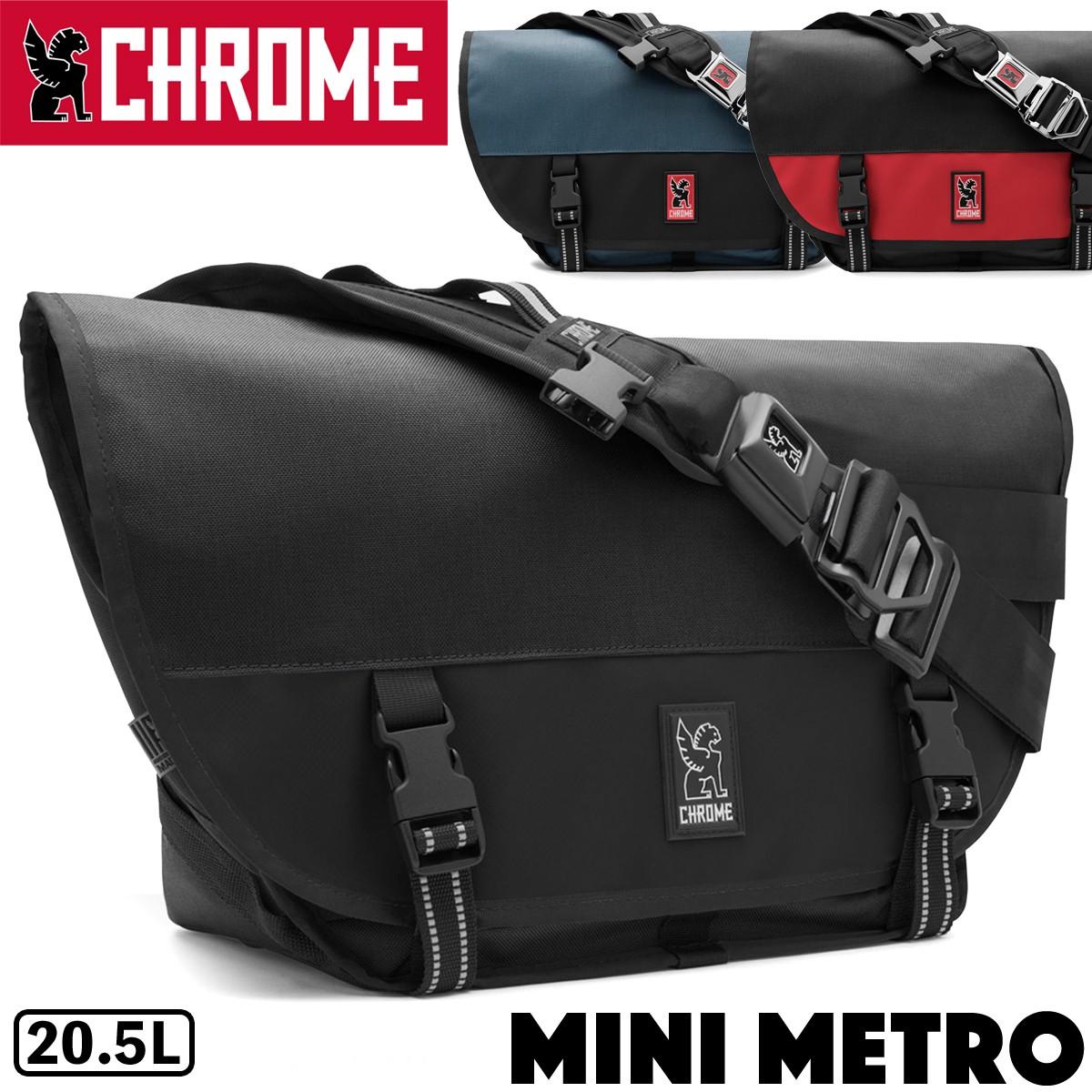 CHROME MINI METRO