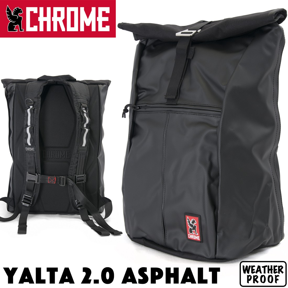 CHROME YALTA 2.0 ASPHALT