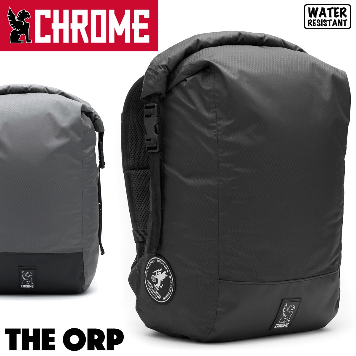 CHROME THE ORP