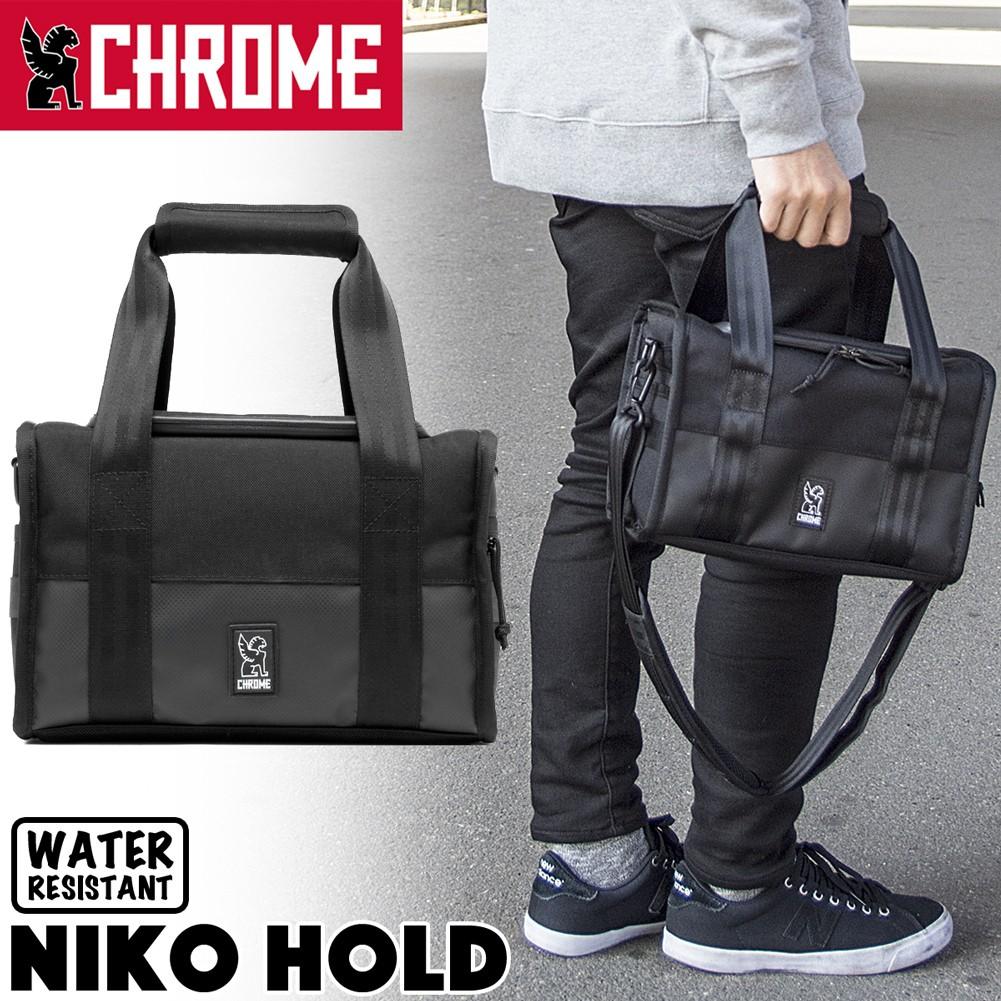 CHROME NIKO HOLD