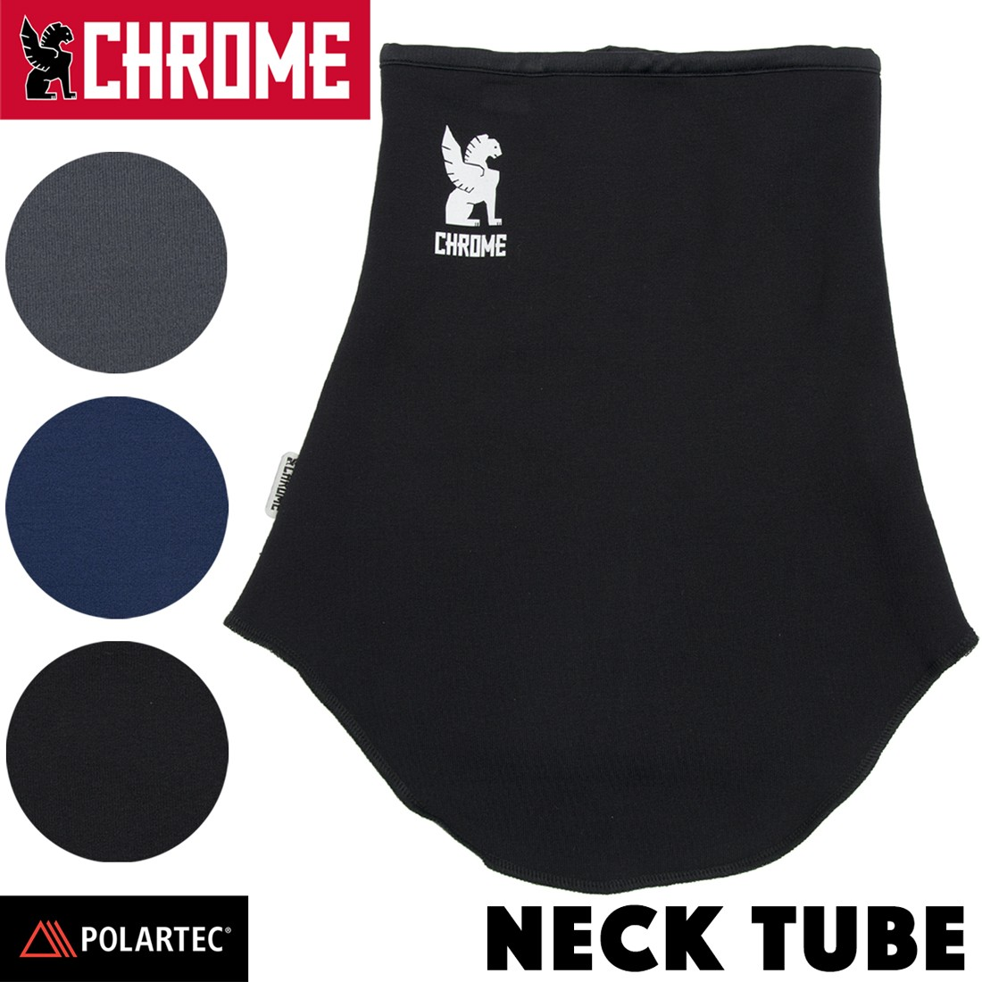 CHROME NECK TUBE
