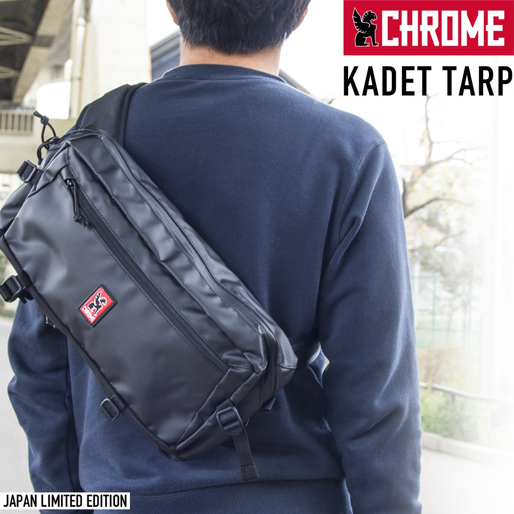 CHROME KADET TARP