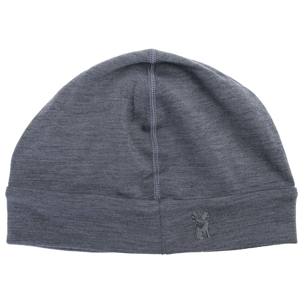 CHROME REVERSIBLE MERINO BEANIE
