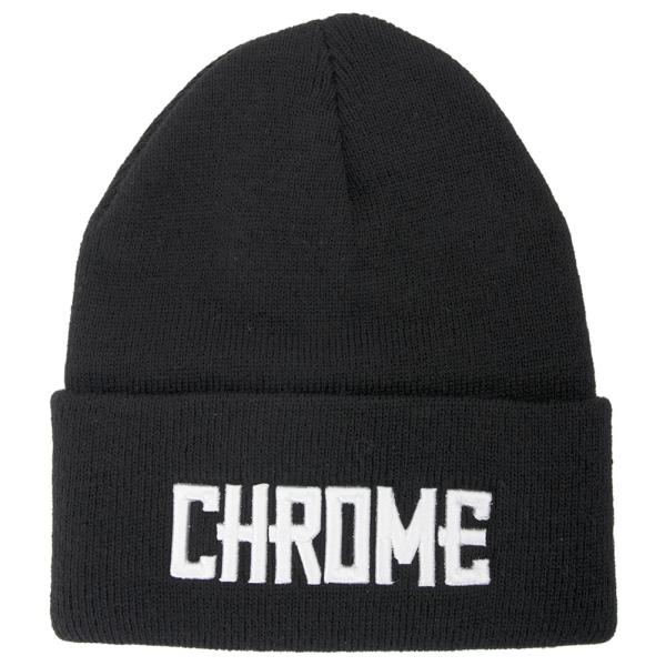 CHROME クローム LOGO KNIT CAP ロゴ ニット キャップ|2m50cm|12