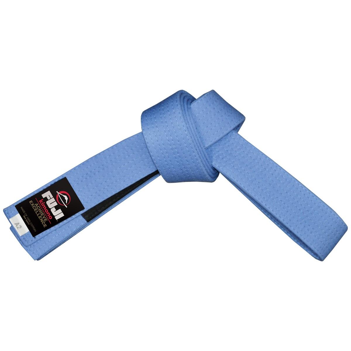 FUJI BJJ Adult Belts Blue