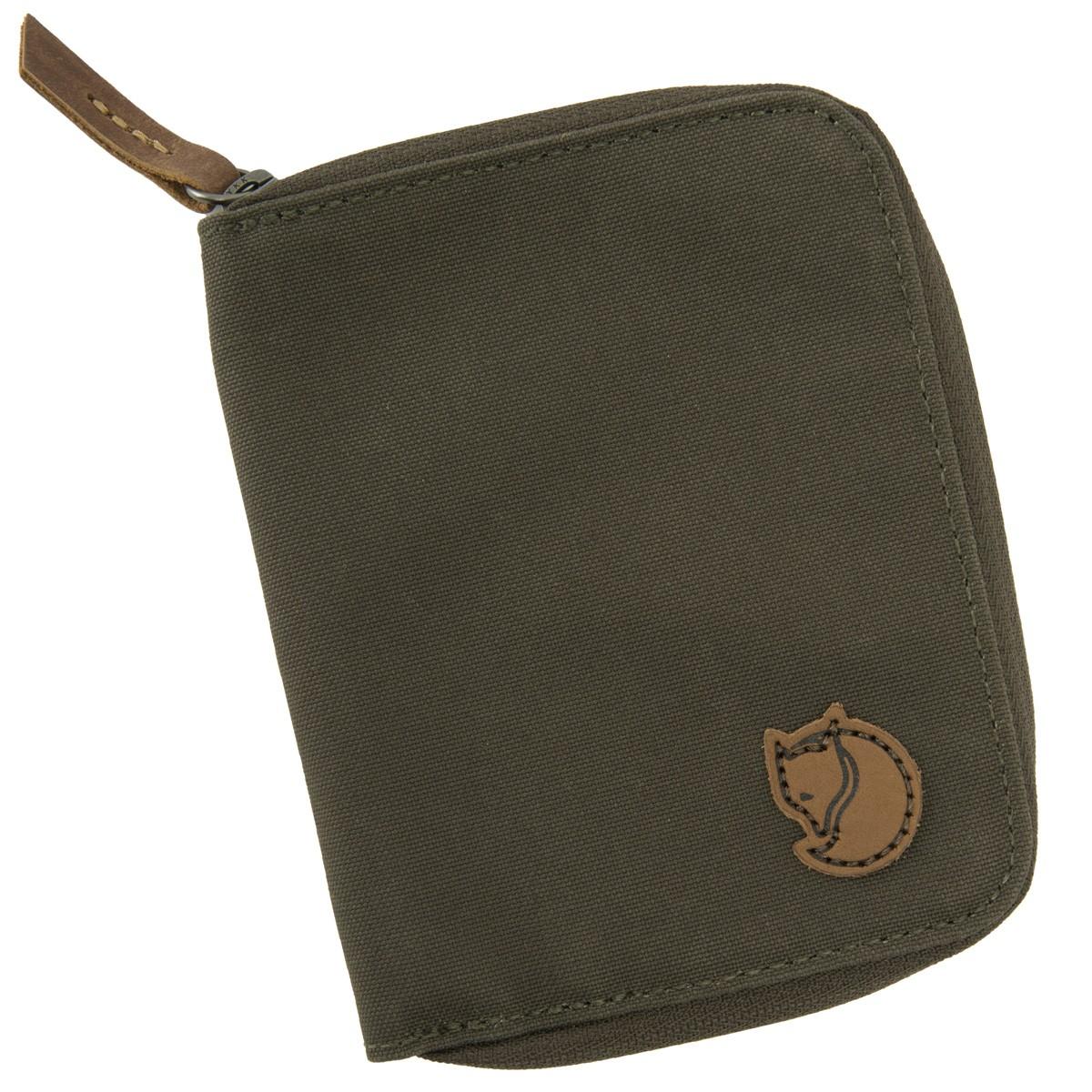 Fjall Raven Zip Wallet