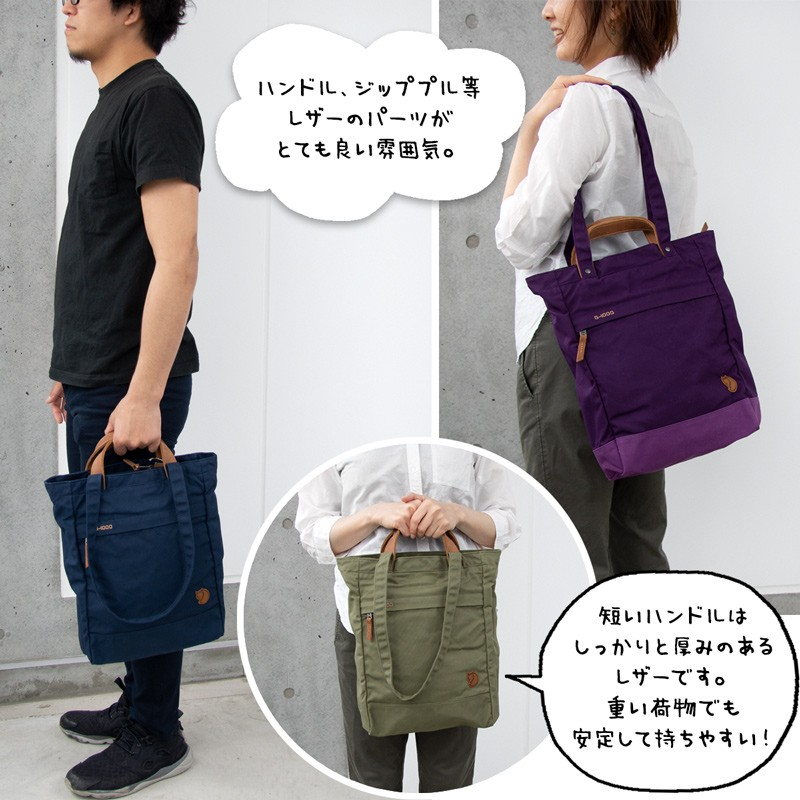 Fjall Raven フェールラーベン Totepack No.1 Small トートパック No.1 スモール