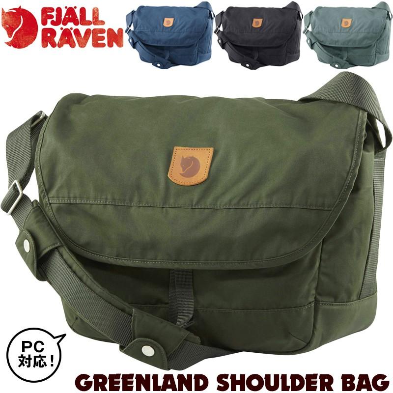 Fjall Raven フェールラーベン Greenland Shoulder Bag グリーンランド ショルダーバッグ