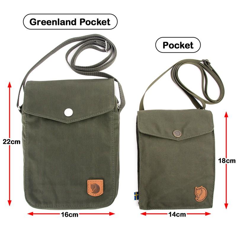 Fjall Raven Greenland Pocket
