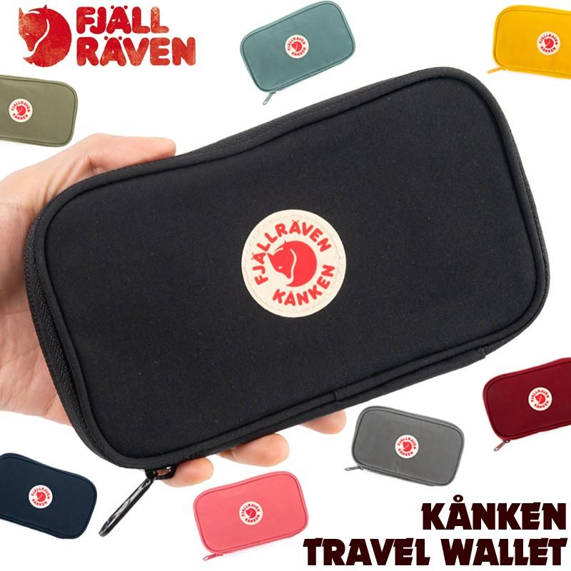 Fjall Raven Kanken Travel Wallet カンケン トラベル ウォレット