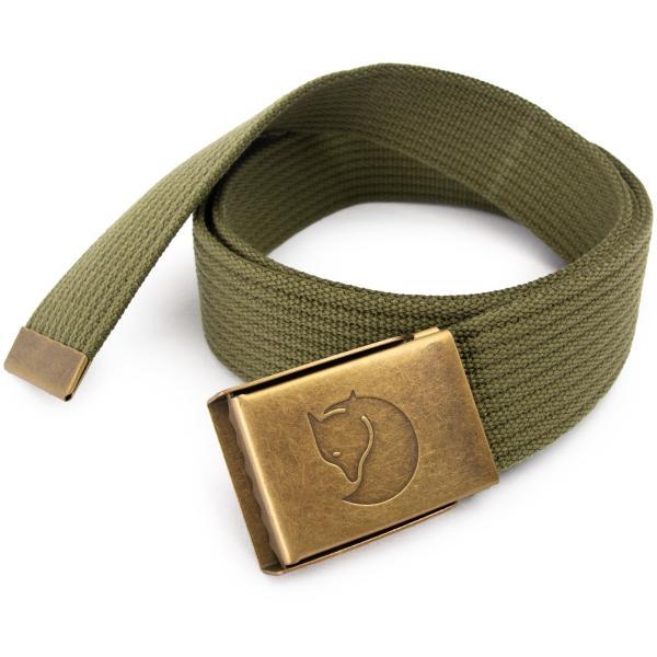 Fjall Raven フェールラーベン Canvas Brass Belt 4cm キャンバスブラスベルト|2m50cm|10