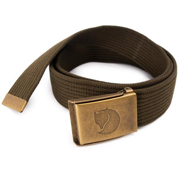 Fjall Raven フェールラーベン Canvas Brass Belt 4cm キャンバスブラスベルト|2m50cm|11