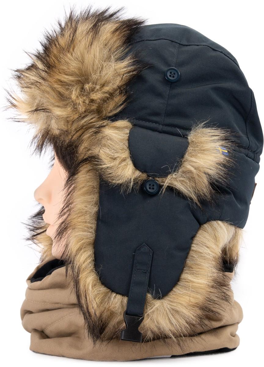フェールラーベン Nordic Heater Hat Chestnut その他帽子