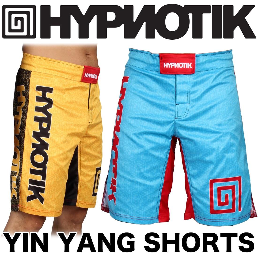 HYPNOTIK YIN YANG SHORTS