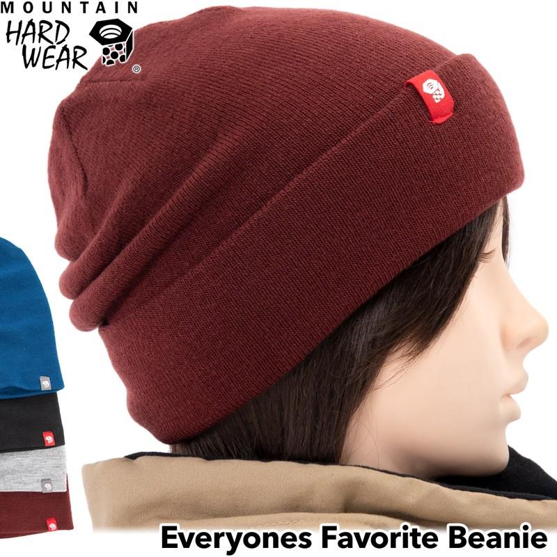 Mountain Hardwear Everyones Favorite Beanie ビーニー