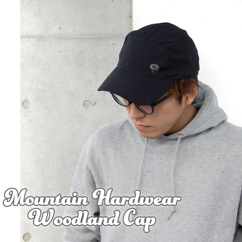 Mountain Hardwear Woodland Cap ウッドランド キャップ