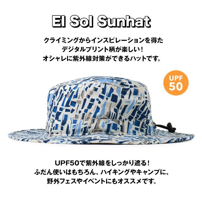 Mountain Hardwear El Sol Sunhat エルソル サンハット