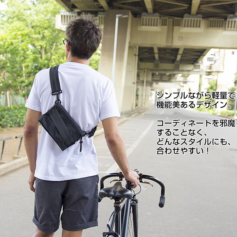 Langtry Folding Shoulder Bag