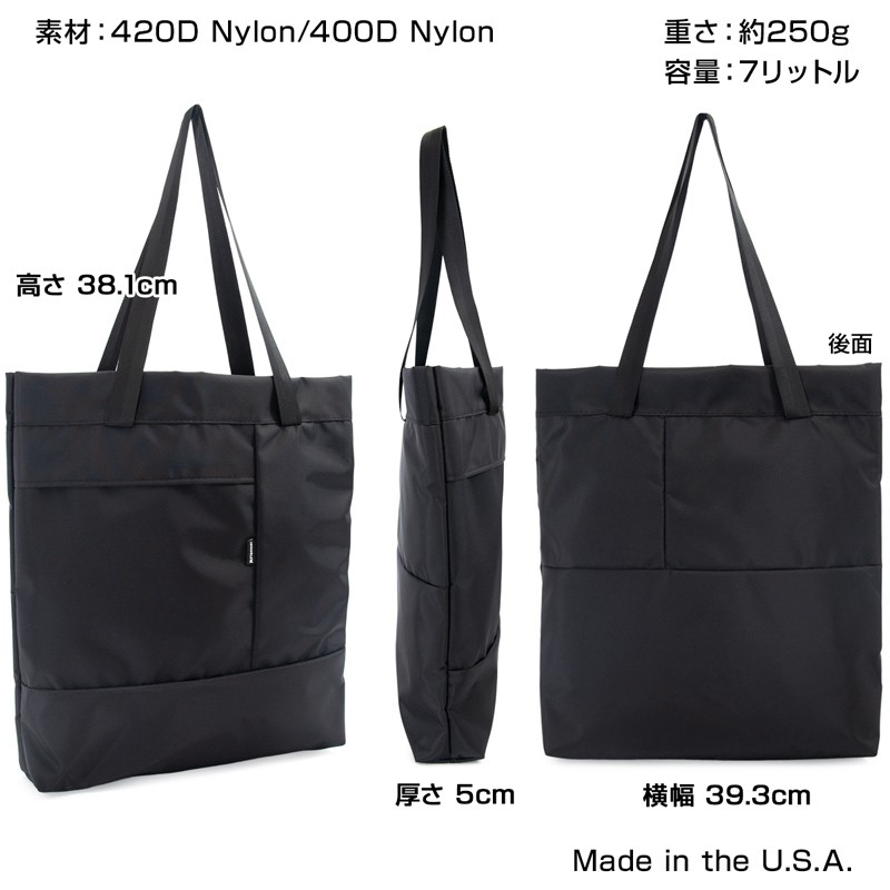 IGNOBLE Slip Tote トート