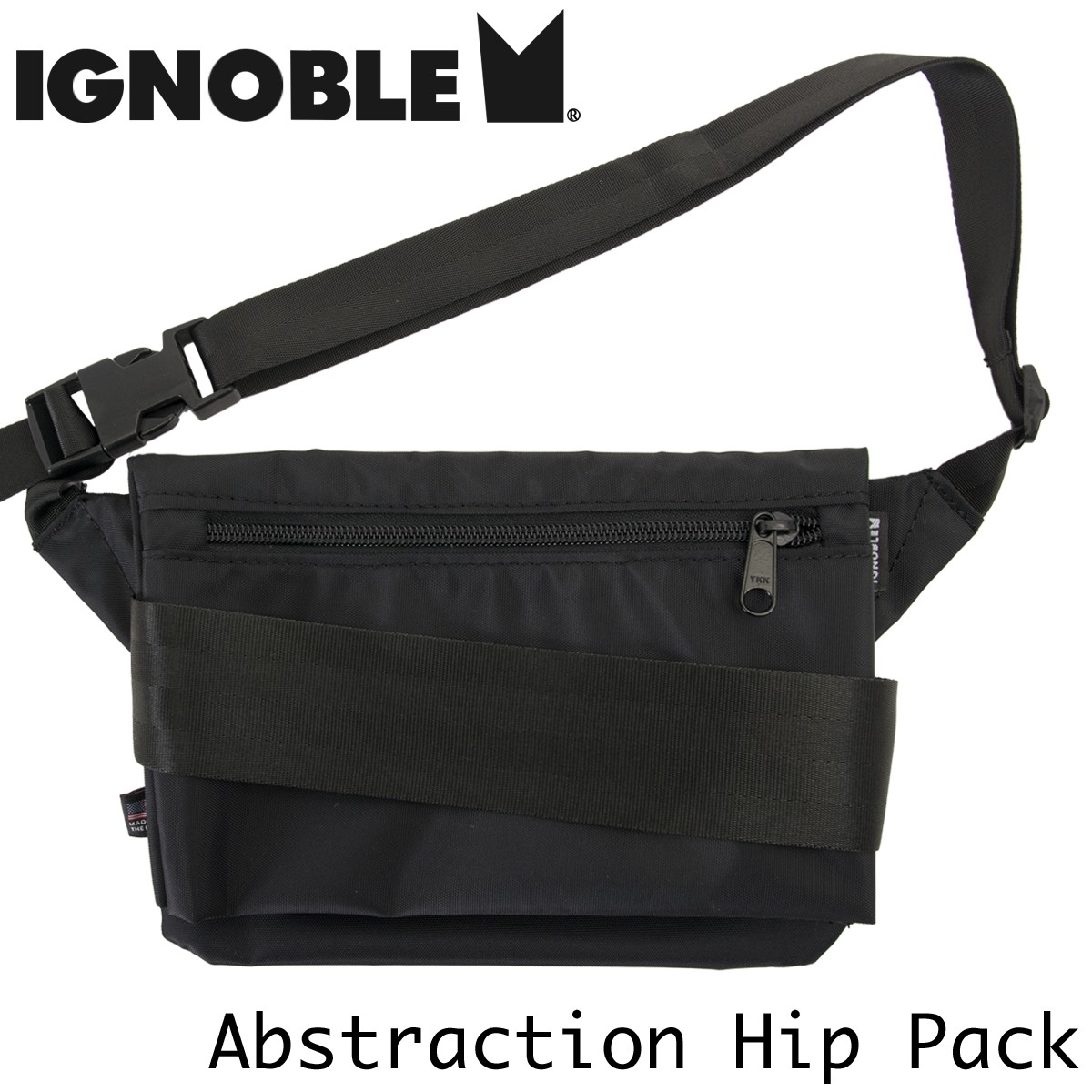Abstraction Hip Bag