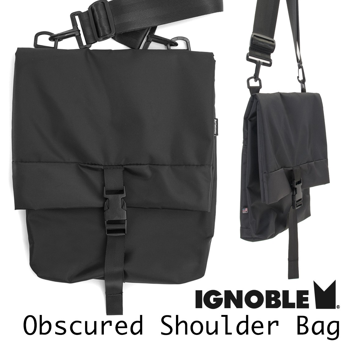 Obscured Shoulder Bag
