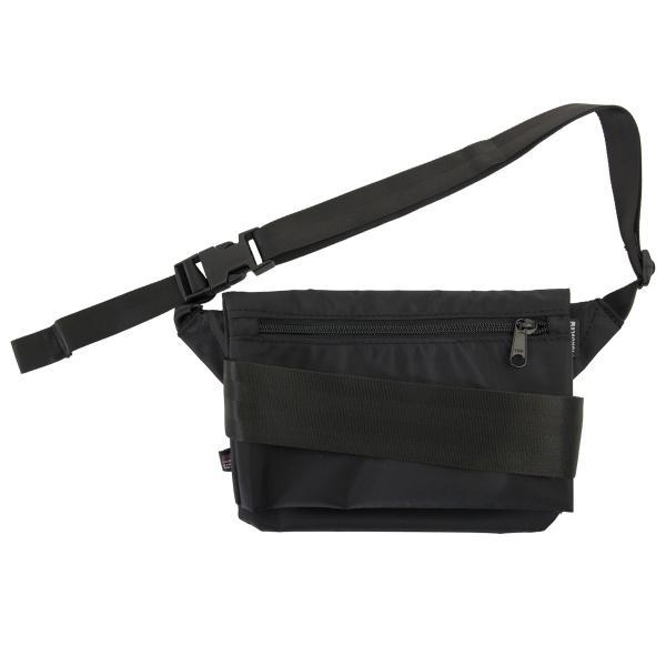 ショルダーバッグ IGNOBLE イグノーブル Abstraction Hip Bag アブストラクション ヒップバッグ|2m50cm|10